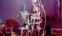 Picasso Painting With Light… Totally Brilliant