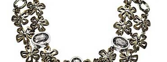 Win It: Swarovski Elements Autumn Leaves Necklace
