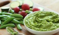 Yum Alert: Green Pea Guacamole