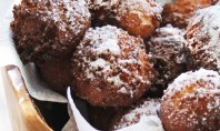 Yum Alert: Lemon Yogurt Fritters
