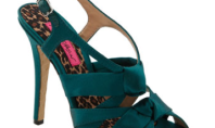 Style Crave: Betsey Johnson Satin