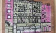 Cool Art of the Day… New York Style