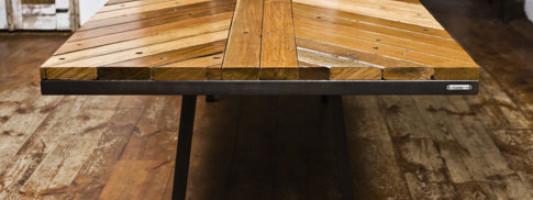 Decor Crave: Coney Island Boardwalk Table