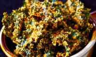Yum Alert: Kale Chips