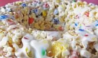 Yum Alert: Popcorn Cake