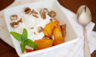 Yum Alert: Bourbon Peaches