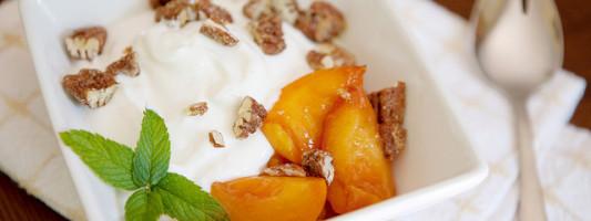 Yum Alert: Bourbon Peaches