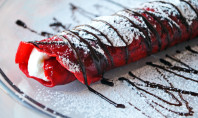Yum Alert: Red Velvet Crepes