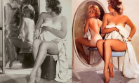 Pin Up Girls: Before & After