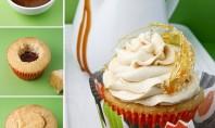 Yum Alert: Triple Salted Caramel Cupcakes
