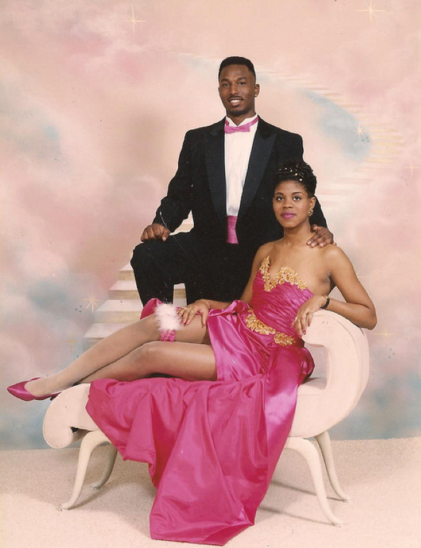 flashback 90s prom the luxury spot