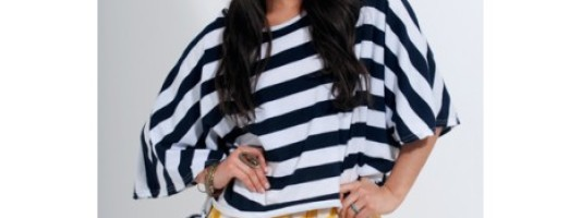 Style Crave: Neutral Stripes