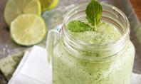 Yum Alert: Minted Lime Licuado