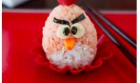 Yum Alert: Angry Bird Sushi