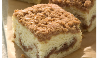 Yum Alert: Starbucks Copycat Coffee Cake