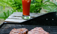 Yum Alert: Bloody Mary Grilled Steak