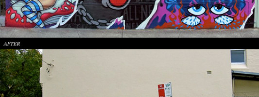 The Evolution of Street Art