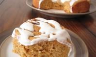 Yum Alert: Carrot Cake Cinnamon Rolls