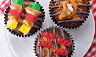 Yum Alert(?): Griller Cupcakes