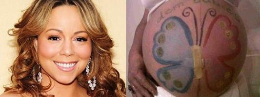 In Case You Missed It: Mariah (Finally) Gives Birth