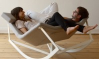 Dangerous Love: Tandem Rocking Chair