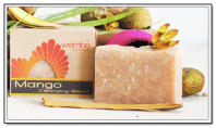 Win It: Cruelty Free Natural Mango Cleansing Bar from Wèmbe