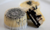 Yum Alert: Cookies & Cream Cheesecake Cupcakes