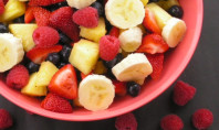 Yum Alert: Last-Minute Red White & Blue Fruit Salad