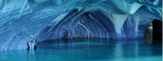 Travel Spotting: Marble Caves of Patagonia