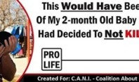 Pro-Lifer Shames His Ex-Girlfriend Via Billboard