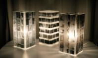 DIY Spotting: Photo Negatives & Lamps Edition