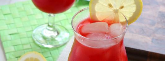 Yum Alert: Homemade Raspberry Lemonade