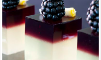 Yum Alert: Blackberry Gin Jell-O Shots
