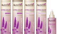 Win It: Aveeno's Living Color Haircare