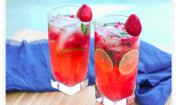 Yum Alert: Strawberry Mojitos