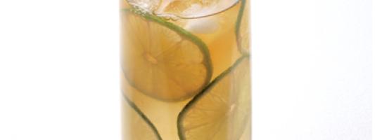 Yum Alert: Island Limeade Cocktail