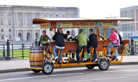 Drinking & Driving… on the Bier Bike