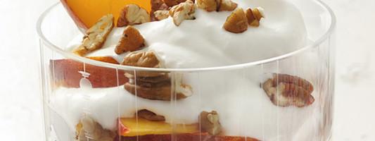 Yum Alert: Rosemary, Bacon & Sugar Roasted Peaches