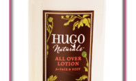 Win It: Hugo Naturals Energizing Grapefruit All-Over Lotion