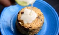 Yum Alert: One Minute Peanut Butter Cake
