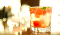 Yum Alert: Watermelon Fizz 99 Calorie Cocktail