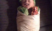 Cute Spotting: Baby Burrito