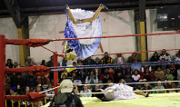 Lucha Libre Ladies Can Really Throw Down