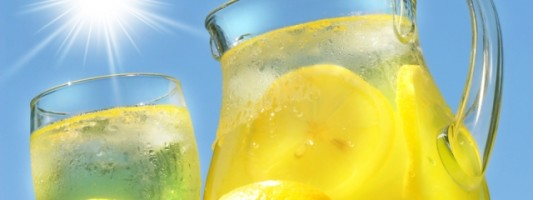 Yum Alert: Cruzan Lemonade Cocktail