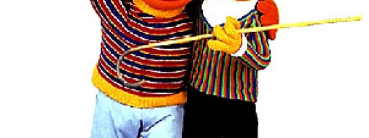 Bert and Ernie: The Gay Wedding You Can't Miss
