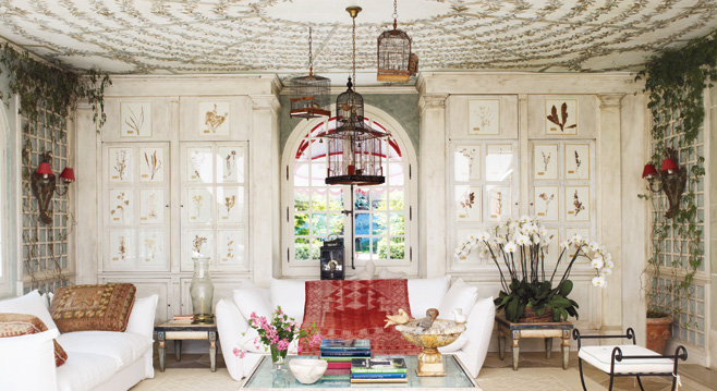 Decor Spotting: Ceilings High & Low | The Luxury Spot