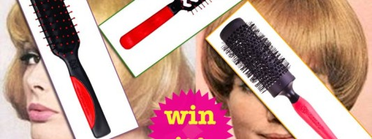 Win It: A Summer Strand Travel Brush from Cricket
