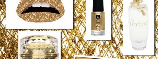 Beauty Spotting: Golden Beauty