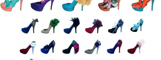 Accessory Spotting: Condoms For Your Heels
