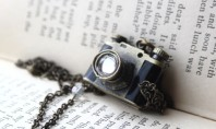 Etsy Spotting: Camera Locket Necklace